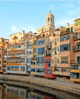 Girona visitada con su guía turístico en Barcelona