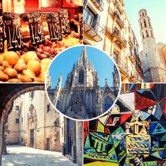Imágenes de nuestra visita guiada al Barrio Gotico (Barcelona)