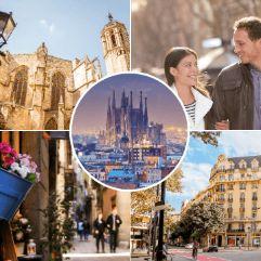 Elementos de nuestras visitas guiadas a Barcelona