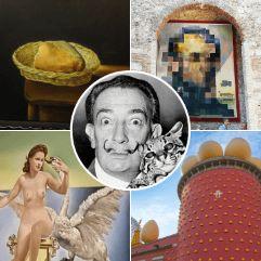 Momentos de nuestro tour a Girona y el Museu Dali